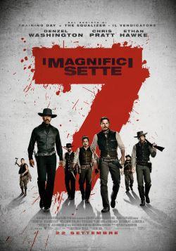 locandina del film I MAGNIFICI SETTE (2016)