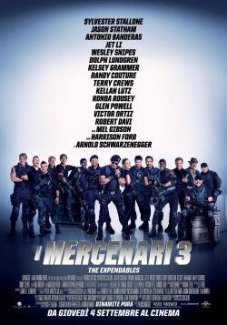 locandina del film I MERCENARI 3