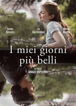 locandina del film I MIEI GIORNI PIU' BELLI