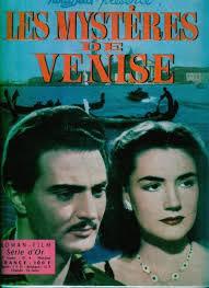 locandina del film I MISTERI DI VENEZIA