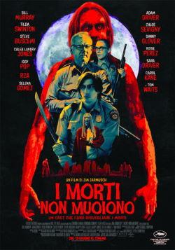 locandina del film I MORTI NON MUOIONO