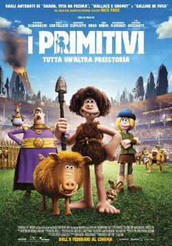 locandina del film I PRIMITIVI - TUTTA UN'ALTRA PREISTORIA