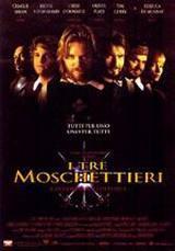 locandina del film I 3 MOSCHETTIERI