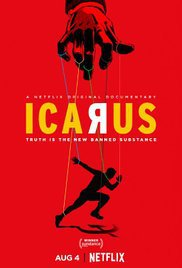 locandina del film ICARUS (2017)