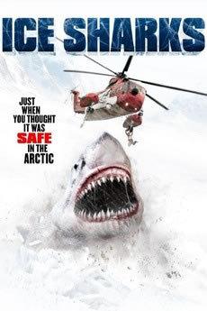 locandina del film ICE SHARKS