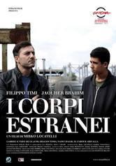 locandina del film I CORPI ESTRANEI