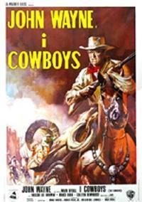 locandina del film I COWBOYS