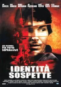 locandina del film IDENTITA' SOSPETTE