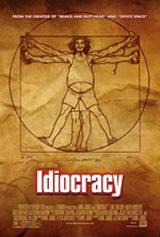 locandina del film IDIOCRACY
