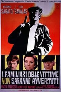 I Familiari Delle Vittime Non Saranno Avvertiti (1972)