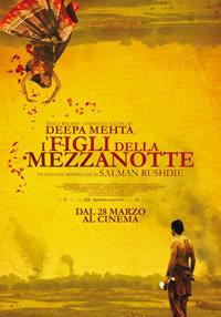 locandina del film I FIGLI DELLA MEZZANOTTE
