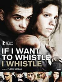locandina del film IF I WANT TO WHISTLE I WHISTLE