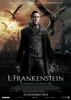 locandina del film I, FRANKENSTEIN