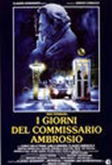 I Giorni Del Commissario Ambrosio (1988)