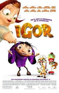 locandina del film IGOR
