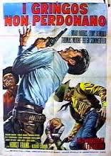 locandina del film I GRINGOS NON PERDONANO