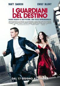 locandina del film I GUARDIANI DEL DESTINO