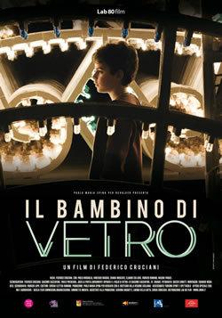 locandina del film IL BAMBINO DI VETRO