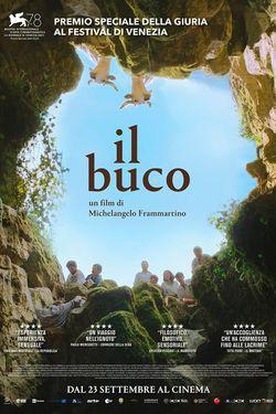 locandina del film IL BUCO