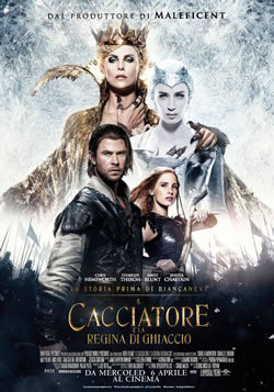 Il Cacciatore E la regina di ghiaccio (2016)
