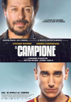 locandina del film IL CAMPIONE (2019)