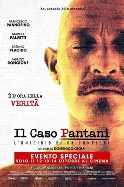 locandina del film IL CASO PANTANI - L'OMICIDIO DI UN CAMPIONE
