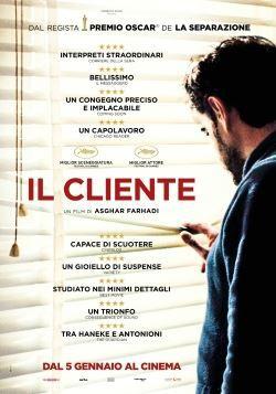 locandina del film IL CLIENTE (2016)