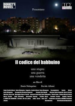 locandina del film IL CODICE DEL BABBUINO