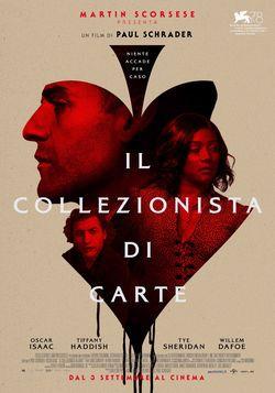 locandina del film IL COLLEZIONISTA DI CARTE