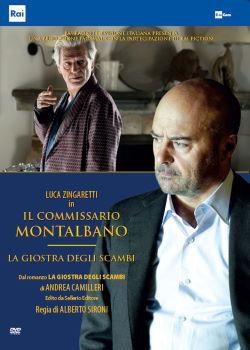 locandina del film IL COMMISSARIO MONTALBANO: LA GIOSTRA DEGLI SCAMBI