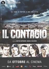 locandina del film IL CONTAGIO