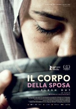 locandina del film IL CORPO DELLA SPOSA