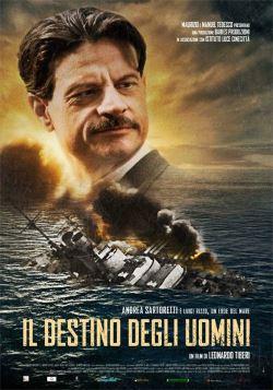 locandina del film IL DESTINO DEGLI UOMINI