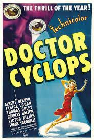 Il Dottor Cyclops (1940)