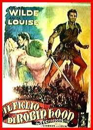 locandina del film IL FIGLIO DI ROBIN HOOD