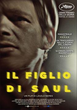 locandina del film IL FIGLIO DI SAUL