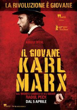 locandina del film IL GIOVANE KARL MARX