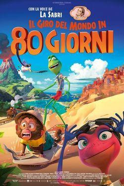 locandina del film IL GIRO DEL MONDO IN 80 GIORNI (2021)