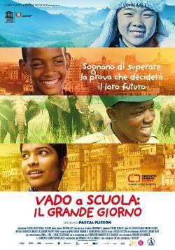 locandina del film VADO A SCUOLA: IL GRANDE GIORNO