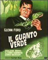 locandina del film IL GUANTO VERDE