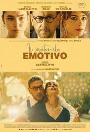 locandina del film IL MATERIALE EMOTIVO