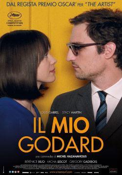 locandina del film IL MIO GODARD