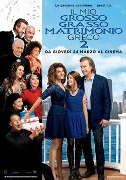 locandina del film IL MIO GROSSO GRASSO MATRIMONIO GRECO 2