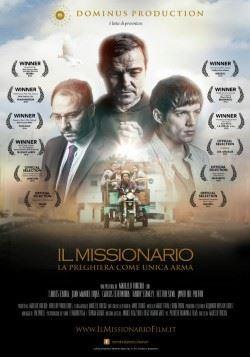 locandina del film IL MISSIONARIO - LA PREGHIERA COME UNICA ARMA