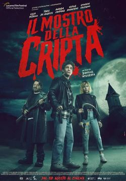 locandina del film IL MOSTRO DELLA CRIPTA