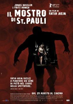 locandina del film IL MOSTRO DI ST. PAULI