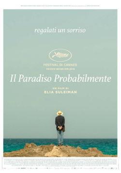 locandina del film IL PARADISO PROBABILMENTE