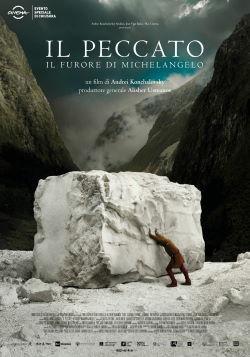 locandina del film IL PECCATO - IL FURORE DI MICHELANGELO