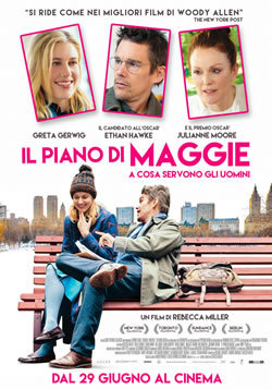 locandina del film IL PIANO DI MAGGIE - A COSA SERVONO GLI UOMINI