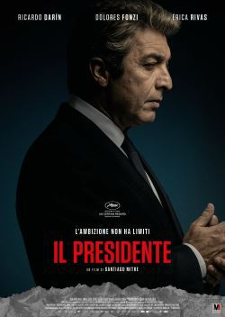 locandina del film IL PRESIDENTE (2018)